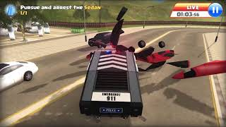 Police Car Chase Games - Pursue & Takedown Bandits | Android Gameplay Trailer