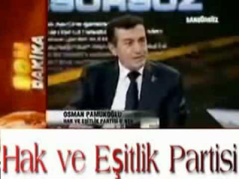 Osman PAMUKOĞLU: Türkiye Ulus Devlettir ! Www.Facebook.Com/HakvEsitlikPartisi