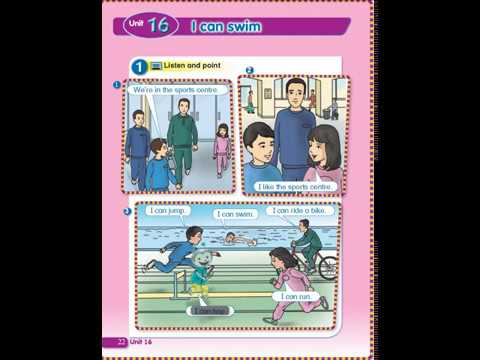 كتاب-اللغة-الإنجليزية-للصف-الأول-الابتدائي-(المنهاج-الأردني)-unit-16:-i-can-swim