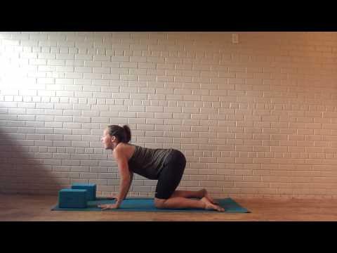 All Levels Prenatal Yoga: Sun Salutations