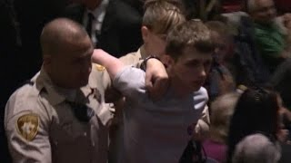 Feds: Teen intended to kill Trump at Vegas rally