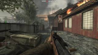 Call of Duty: World at War:  Courtyard TDM