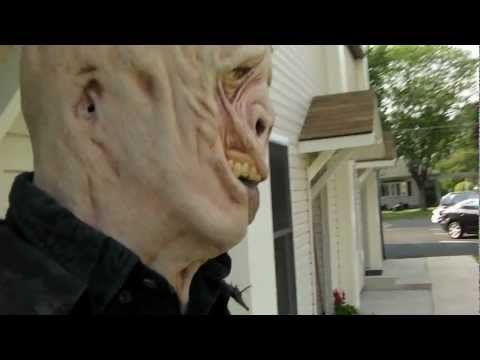 The Burning Cropsey Maniac Complete Costume and Mask