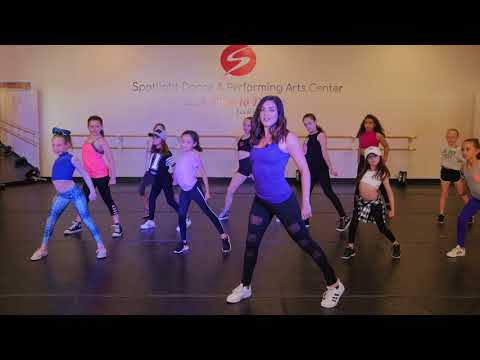 Kids Hip Hop Class - learn to dance