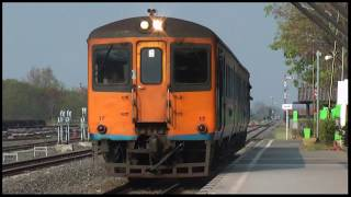 紀行映像詩サンプル ― タイ国鉄ブアヤイ線の旅【全尺版】