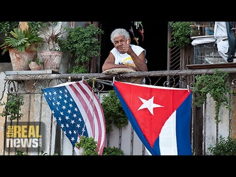 Who's Behind the Restoration of US-Cuba Relations?