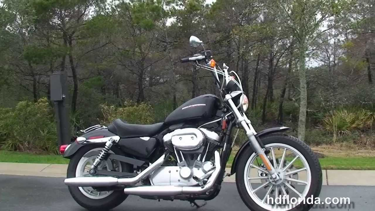 used 2007 harley davidson iron 883 motorcycles for sale pensacola fl youtube. Black Bedroom Furniture Sets. Home Design Ideas