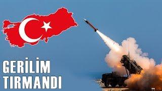 Füzeleri Hazırlıyorlar! Peki Türkiye Ne Yapacak?