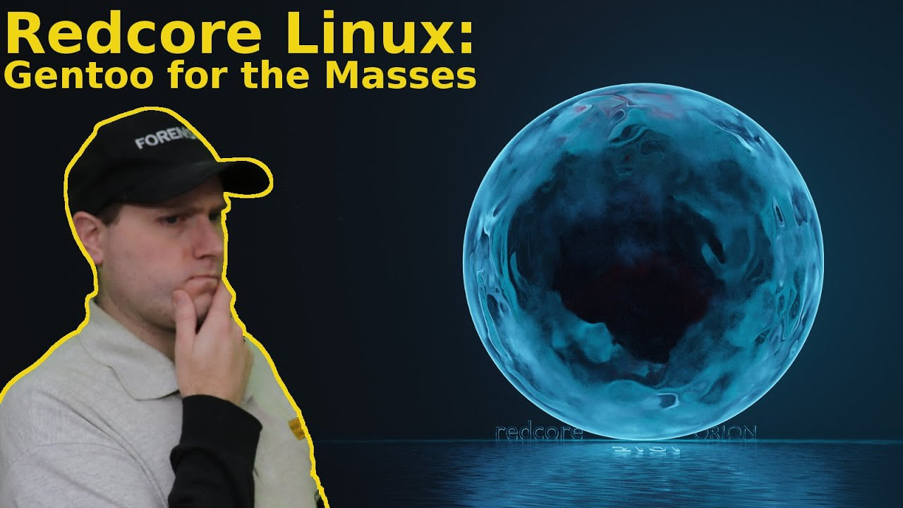 Redcore Linux: Gentoo for the Masses - 2101 Release