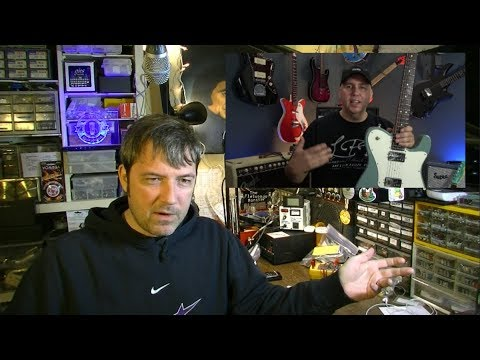 Reviewing the Reviewers - Phillip McKnight&39;s Attitude on Gear Returns STINKS Like a Marshall Cab