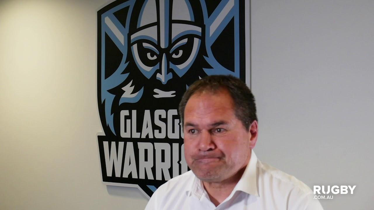 Download Dave Rennie unveiled as Wallabies coach