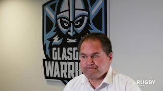 Dave Rennie unveiled as Wallabies coach
