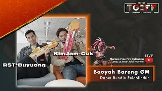 Booyah Bareng GM Dapet Bundle GRATIS! Custom Room - Garena Free Fire