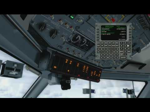 Prepar3D Flight Simulator Test