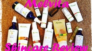 Melvita Skincare Review - Oil, Youthful Skin, Rose Extraordinary Flower Water, Cream, Mask & others! Thumbnail