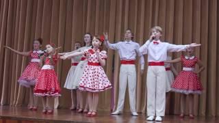 """Театр песни """" Планета детства"""" Я люблю танцевать ( рук. Елена Ульянова)"""