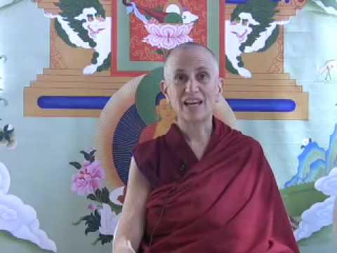 03-12-09 41 Prayers to Cultivate Bodhicitta - Verse 40 pt.1 - BBCorner