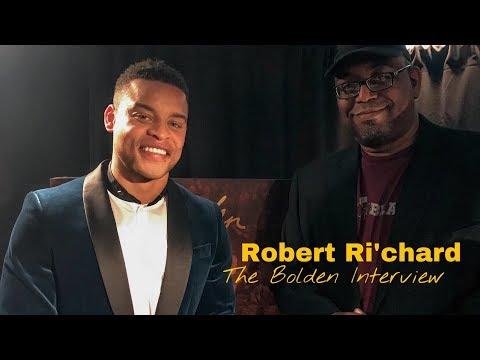 Robert Ri'chard - The Bolden Interview (2019)