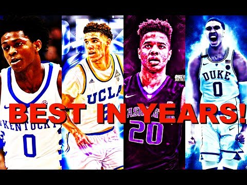 Why the 2017 NBA Draft Class is the BEST Since 2003!
