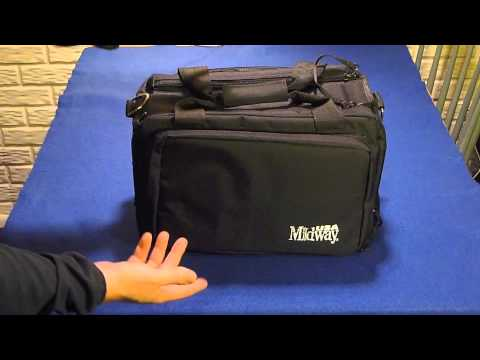 Compact Compeion Range Bag Midway