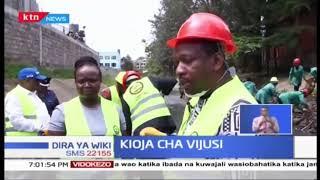 Miili 14 imepatika katika Mto wa Nairobi