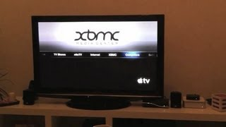 XBMC on the new Apple TV 3rd gen