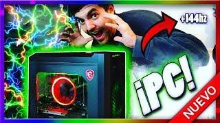 🤩¡MI NUEVO PC GAMING DE VERSUS PC! ¡CON COMPONENTES MSI! ¡INCREÍBLE!🤩