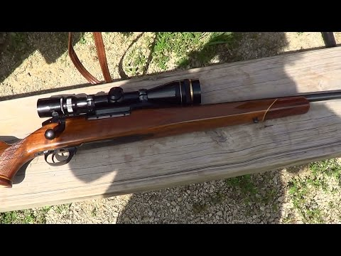 Weatherby Mark V Deluxe in 300 Weatherby Magnum