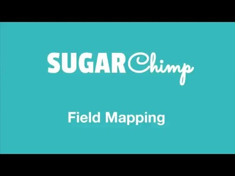 SugarChimp Feature: Field Mapping
