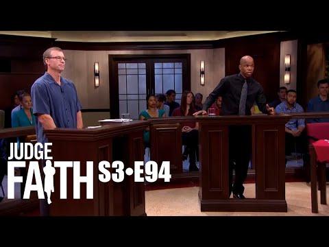 Judge Faith  Shirt Stop Season 3: Episode 94