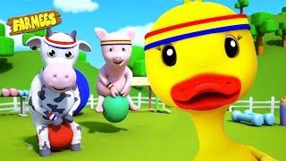 Jump A Bub Bub | Preschool Nursery Rhymes | Videos For Children | Kids Cartoons