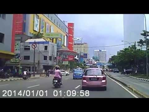 Jl  Hayam Wuruk, dari Stasiun Kota sampai Harmoni, Jakarta Pusat