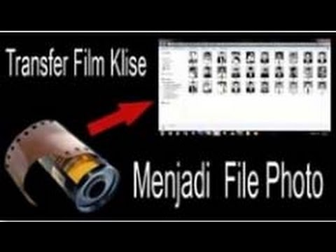 Transfer Film Klise Menjadi  File Photo
