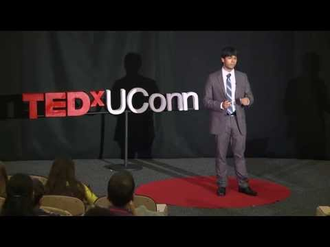 Sustainable transportation in cities: Ricky Angueira at TEDxUConn 2013