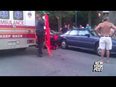 Road-Rage Slay - New York Post