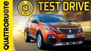 Nuova Peugeot 3008: il test drive di Quattroruote