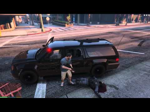 GTA5 Grand Theft Auto on PC Singleplayer Part24 (Stealing LSPD Truck)