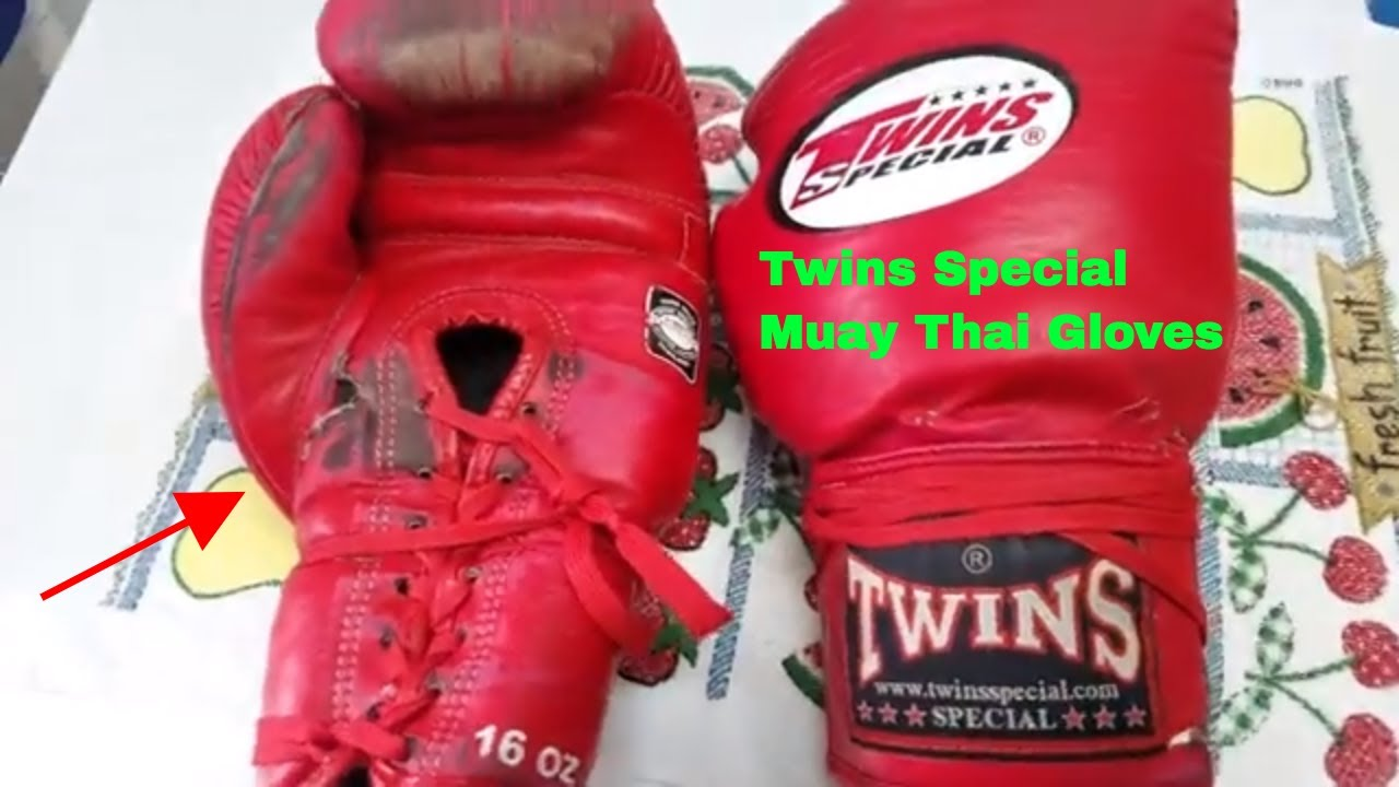 How To Use Twins Special Muay Thai Kickboxing Gloves Review Youtube