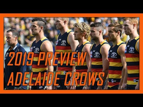 2019 Adelaide Crows Season Preview