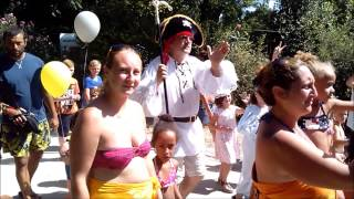 parade pirate camping la bastide