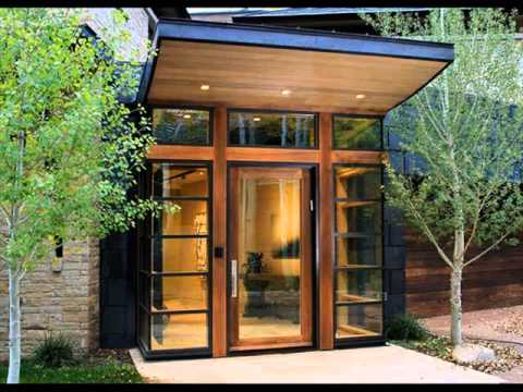 Modern Windows | Contemporary Windows | Modern Home Style - YouTube