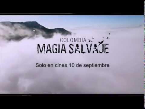 FONSECA HABLA DE  COLOMBIA MAGIA SALVAJE