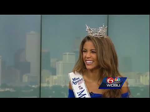 Miss Louisiana takes the spotlight at Miss America Pageant