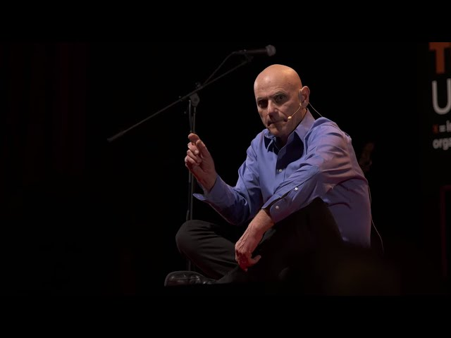 Psychological flexibility: How love turns pain into purpose   Steven Hayes   TEDxUniversityofNevada