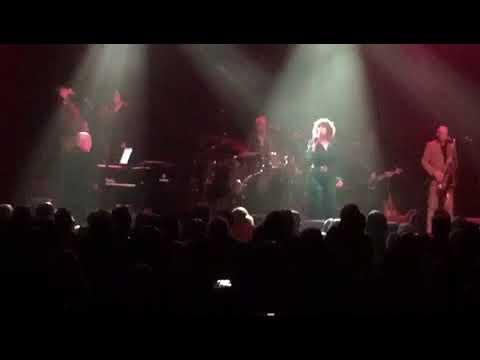 Mike Garson Glasgow 26/11/17