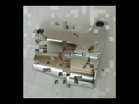 Precision casting parts, investment casting stainless steel at home DIY Customize