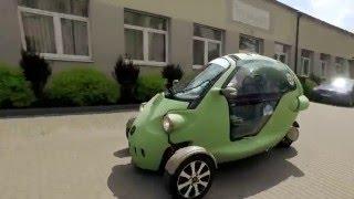 SAM - Polski samochód elektryczny