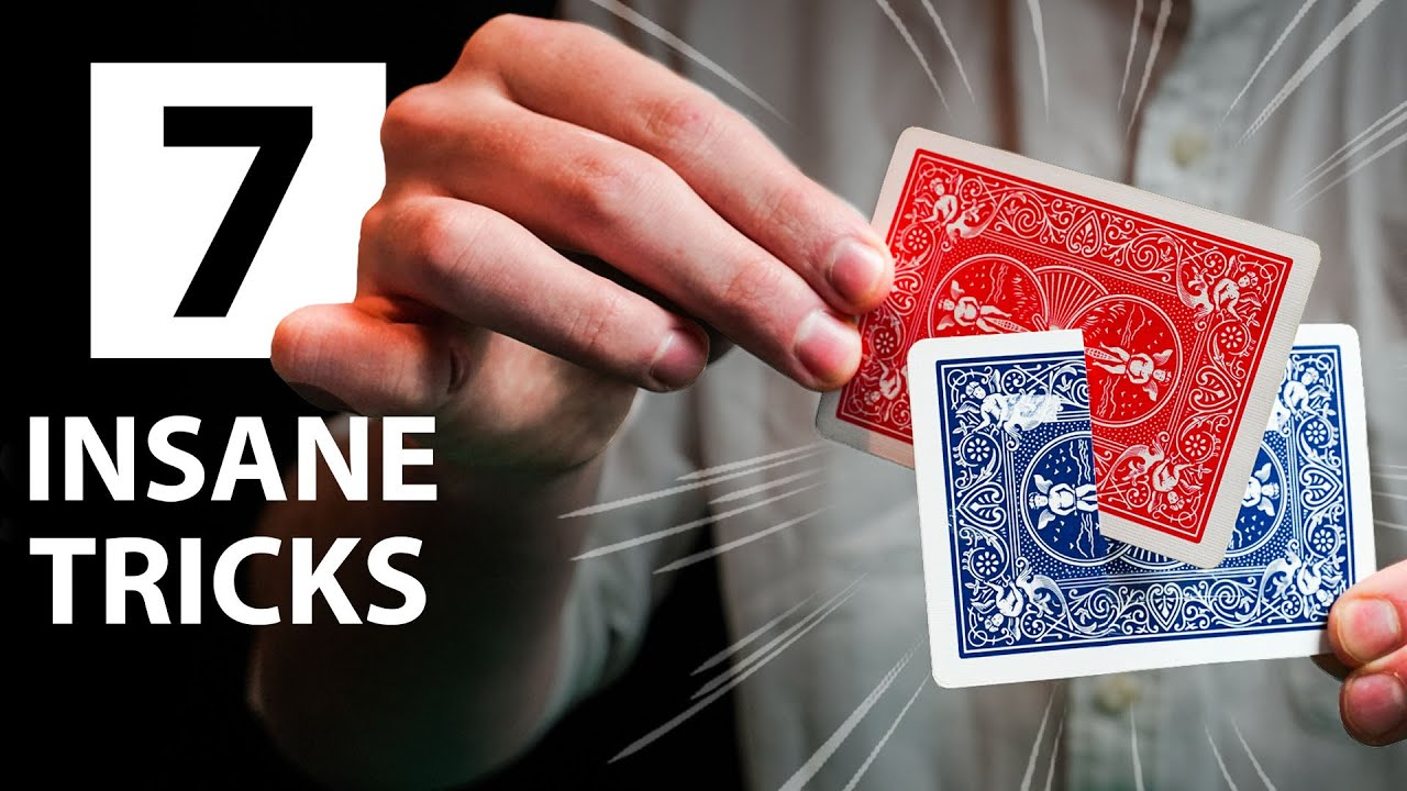 7 INSANE Magic Tricks Anyone Can Do | Revealed