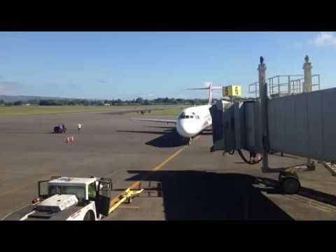 Hawaiian Airlines (Hilo)ITO-HNL(Honolulu) B717