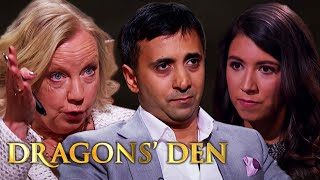 Ethically Conscious Lara Divides The Dragons With Her SIGNIFICANT Generosity | Dragons' Den
